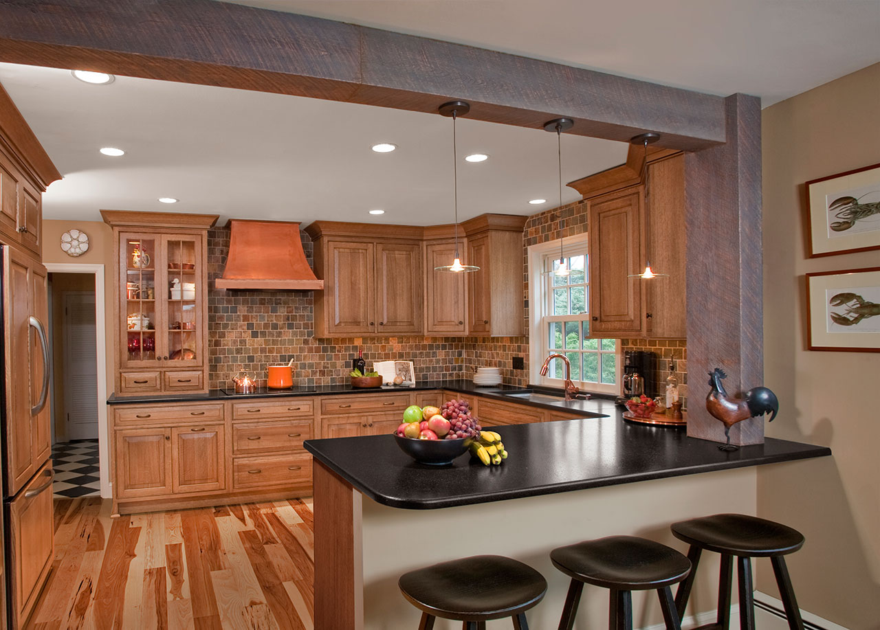 Rustic kitchens designs remodeling htrenovations for Kitchen ideas