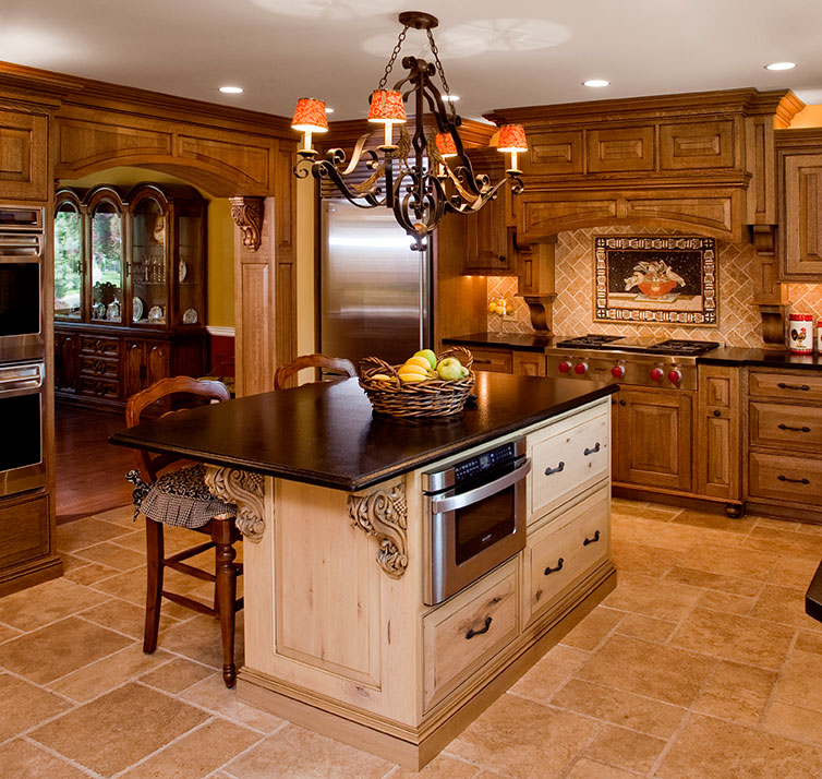 Traditional Kitchens Designs & Remodeling