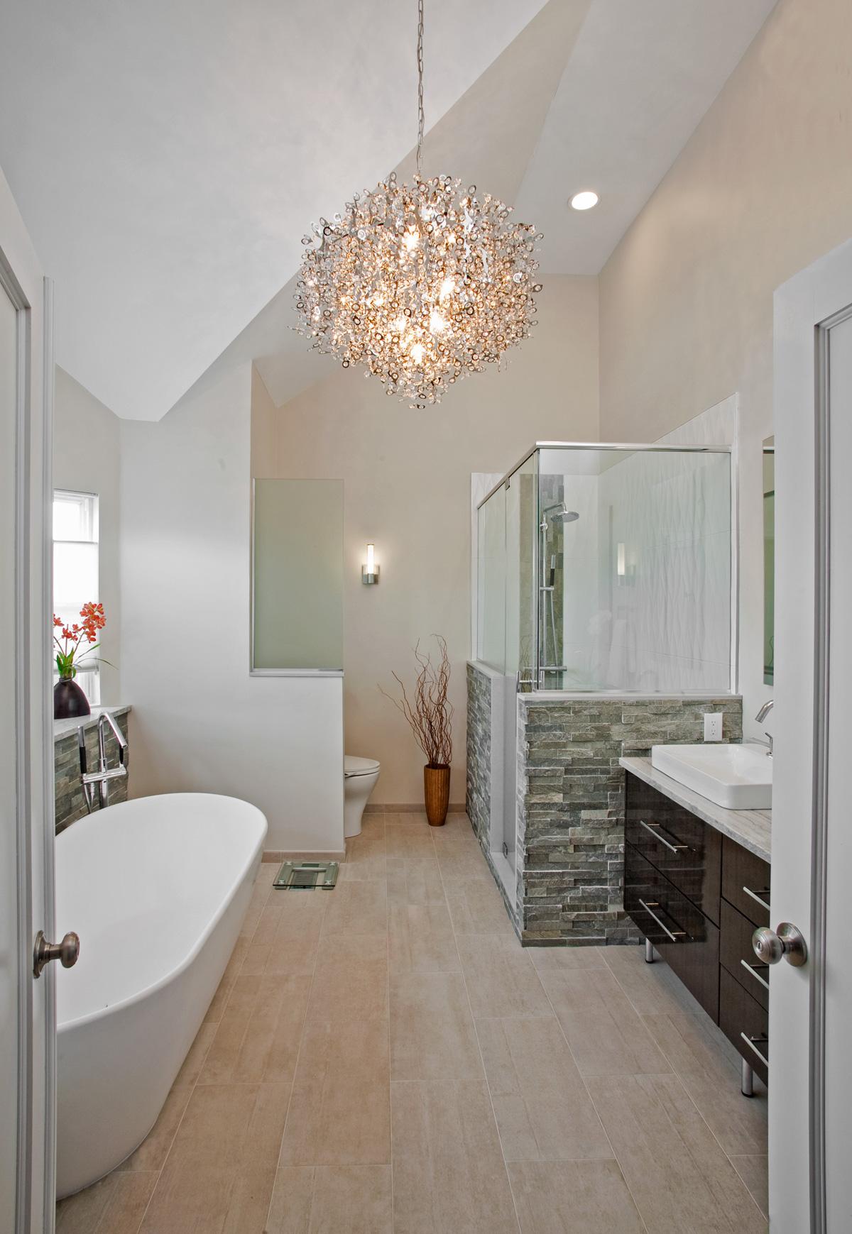 Best Colors For Modern Bathroom