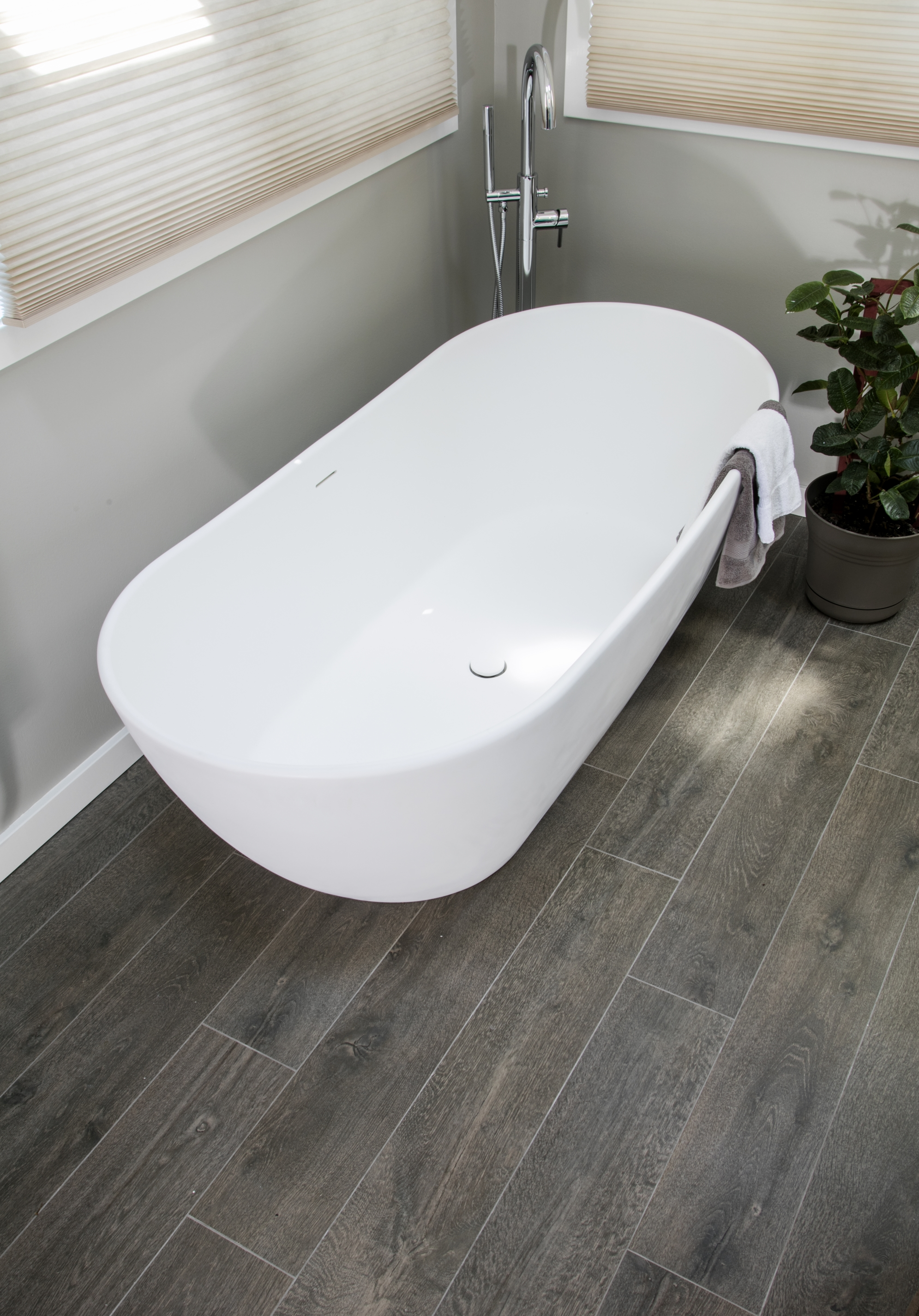 Spa Bathrooms Designs & Remodeling | HTRenovations